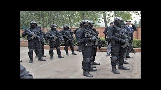 100 NSG Commandos march past Rajpath for the first time