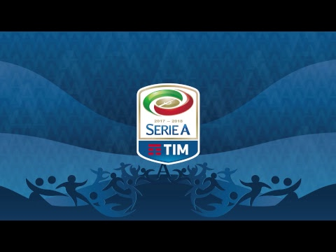 Serie A Tim 2017 18 Fixtures Presentation Youtube