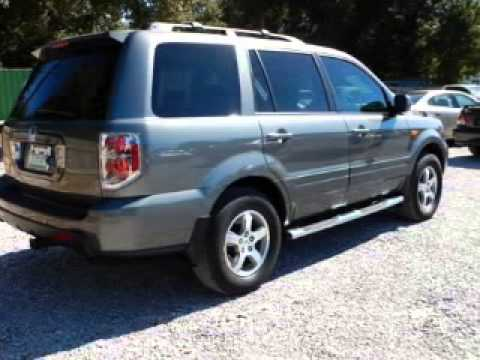 2007 honda pilot pensacola fl youtube for Frontier motors pensacola fl
