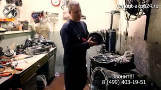 видео Ремонт автоматических коробок передач в Москве