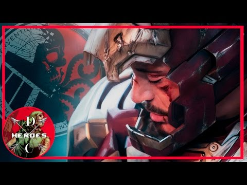 [All-New] Invincible Iron Man  - Ребут (Часть 1)