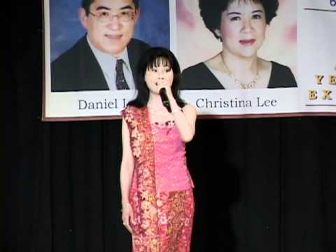 "Dr. Thin Thin Lin "" Chinese Myanmar Temple fund raising concert  2007 "" # 31"