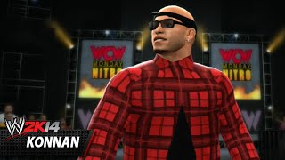 WWE 2K14 Community Showcase: Konnan (Xbox 360)