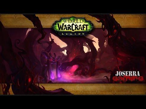 WoW Legion 7.1.5 - 211 - Guardian Druid in Darkheart Thiket Normal