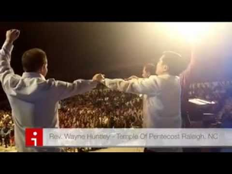 2012 Philippines General Conference – Wayne Huntley