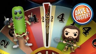 You Can Win Pops at Dave and Busters | JACKPOT!!