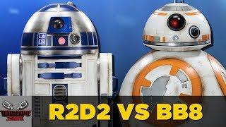 R2-D2 VS BB-8 | DEATH BATTLE Cast thumbnail