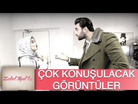 Zuhal Topal'la | Hanife ve Serkan'ın Hiç Yayınlanmamış Youtube Özel Görüntüleri