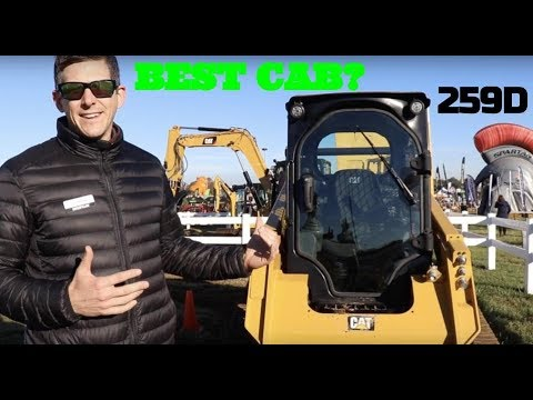 CAT 259D Overview + My Thoughts