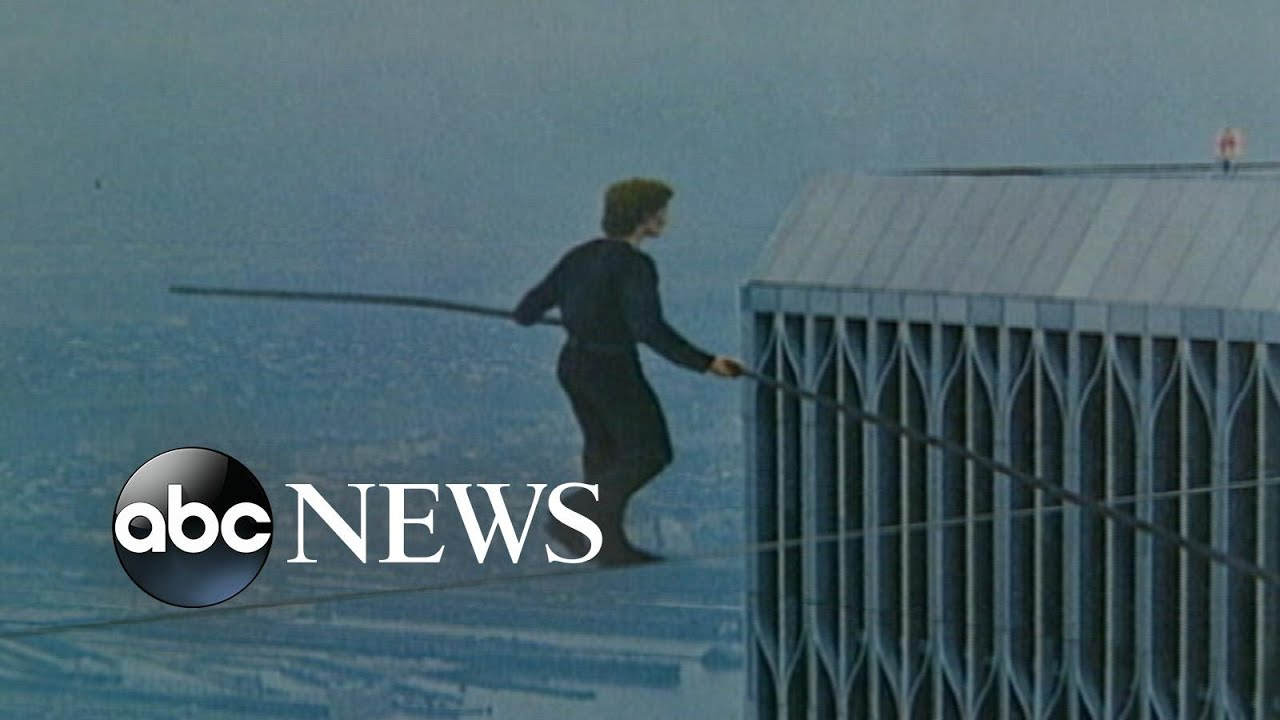 9/11 anniversary: Philippe Petit, man who walked high-wire between Twin Towers ...