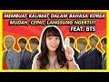 Menyusun kalimat BAHASA KOREA GAMPANG BANGET! bareng BTS