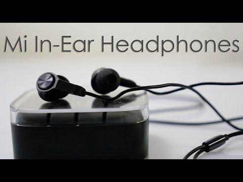 Mi In-Ear Headphones Review (2015 Model)