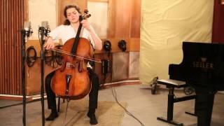 Anastasia Kobekina - J.S.Bach Cello suit 6 D Dur BWV 1012 Prelude
