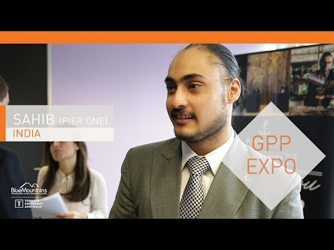 Sahib, GPP Expo, Pier One