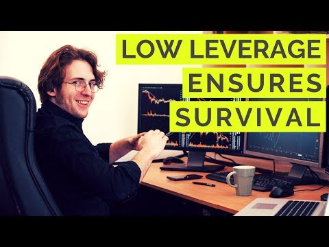 Use Low Leverage to Survive the Forex Markets 👊