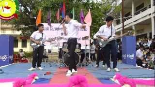ວົງ Fly Lizard Phonsavanh Got Talent