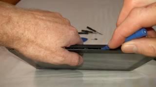 Tutorial to fix broken Dragon Touch X10 digitizer screen; tips, tricks, common mistakes & Zero 7