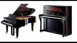 видео Чем пианино отличается от фортепиано