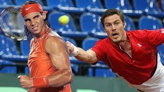 Сафин снова взял US Open. В финале выиграл у Надаля