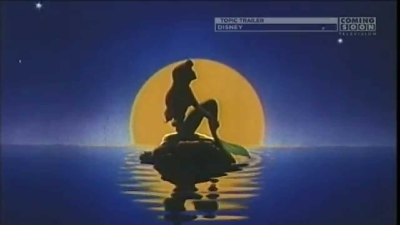La Sirenetta - Trailer Italiano (1989) [Coming Soon Television Rip]