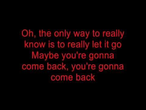 Maybe - Ingrid Michaelson (with lyrics)