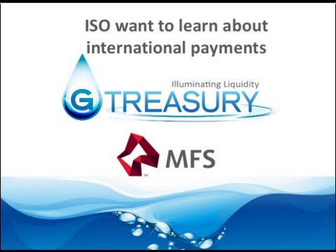 ISO Want to Learn About International Payments