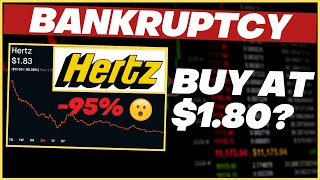 Is Hertz  Htz  Stock A Buy At $1.80? | 6 Reasons Why Hertz Filed For Chapter 11 Bankruptcy