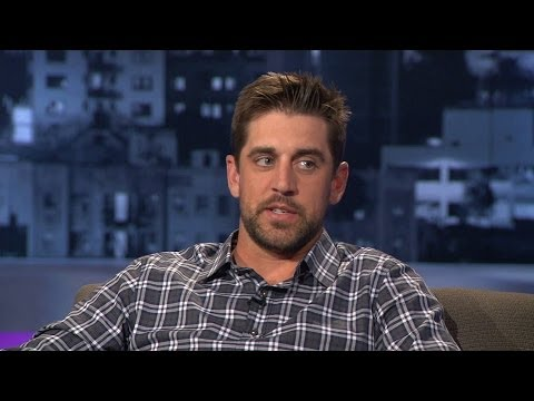 Aaron Rodgers Likes Johnny Manziel - Jim Rome on Showtime