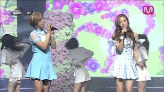 Repeat youtube video 1PS_여자이니까 (Because I'm your girl by 1PS of M COUNTDOWN 2014.3.27)