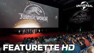 JURASSIC WORLD: EL REINO CAÍDO - Premiere Mundial en Madrid