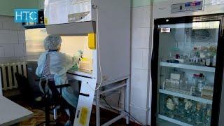 Исследования на ДНК будут проводится теперь в Кыргызстане / 30.03.18 / НТС
