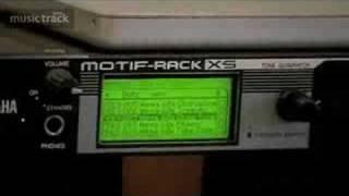 YAMAHA MOTIF-RACK XS Demo&Review #1 [English Captions]