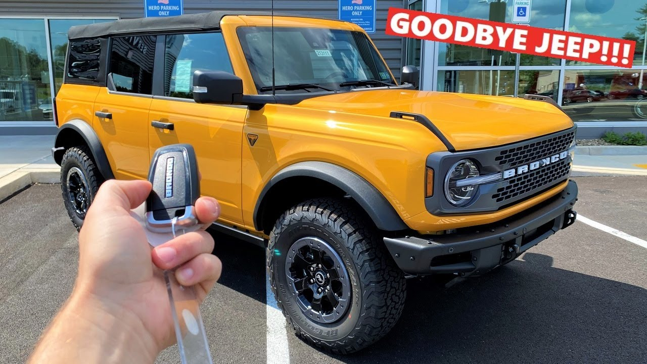 SOLD My Jeep Wrangler 392 for a BRONCO BADLANDS!!! *Did I Make a Mistake?!?*