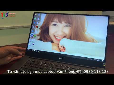 Laptop Dell XPS 9350 Và 9550 Xứng Đáng Là Laptop Văn Phòng Tốt Nhất Năm 2017
