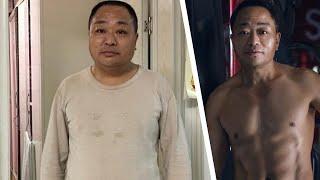 Перед рождением ребенка отец решил похудеть. Через 6 месяцев весь мир в шоке!