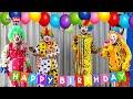 Lagu SELAMAT ULANG TAHUN - Birthday Songs | Badut Tiktok