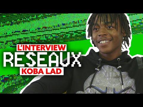 Koba LaD Interview Réseaux : Le Bat 7 tu follow ? 6ix9ine tu stream ? Jack Daniels tu likes ?