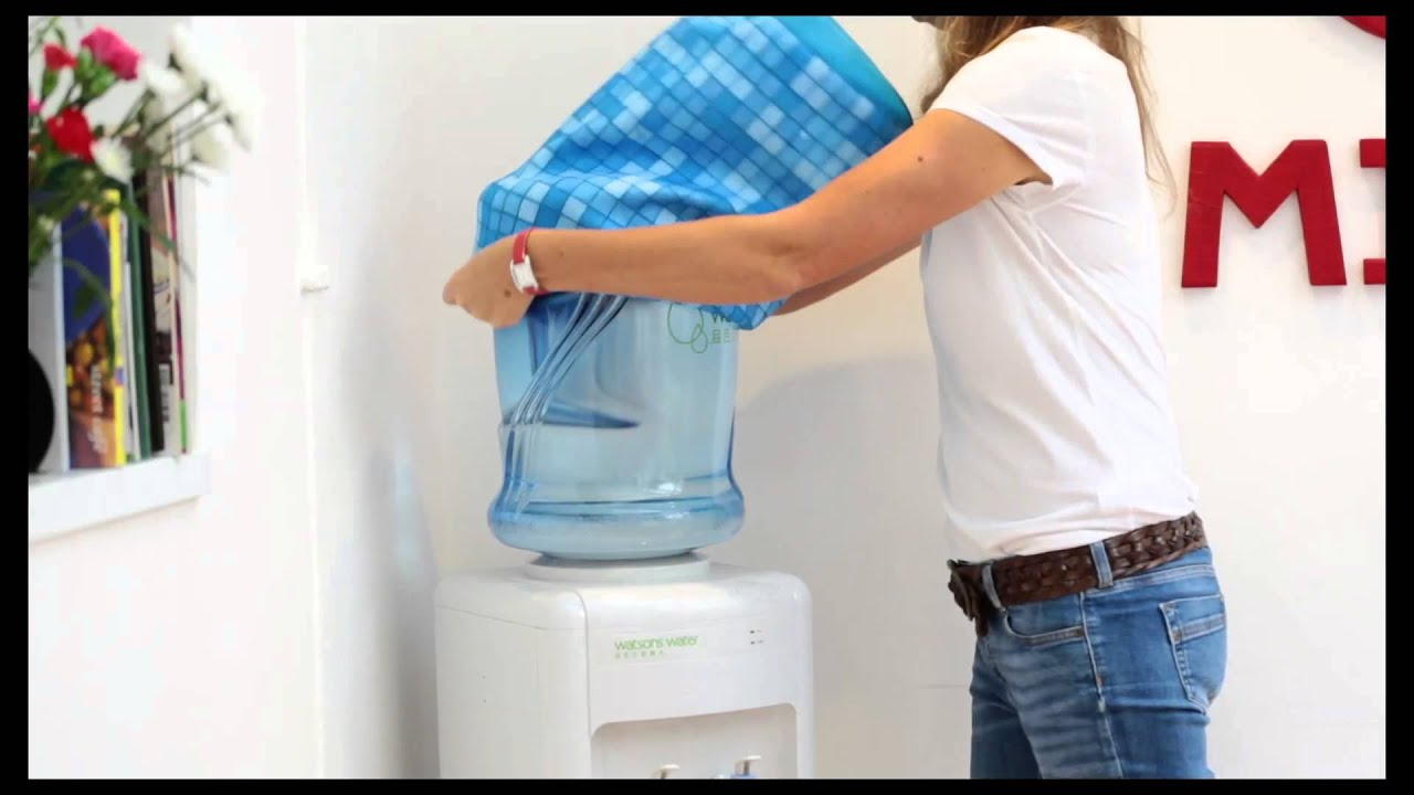Water Cooler Covers By Bubble Youtube