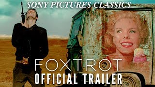 Foxtrot | Official Trailer HD (2017)