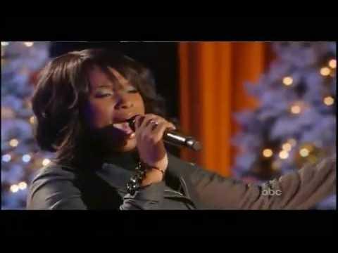 Jennifer Hudson Christmas Special.