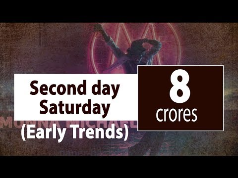 Munna Michael Second Day Saturday Box Office Collection | Growth
