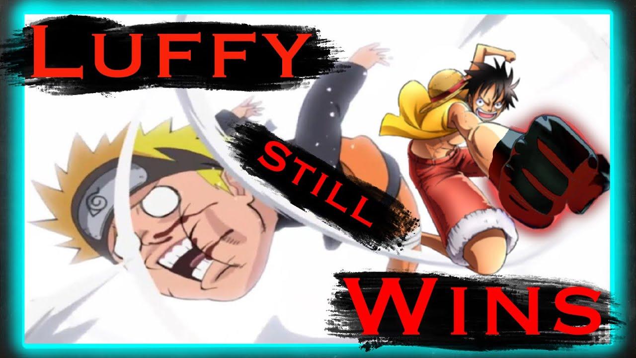 No nlf or reaching e.g naruto has infinite speed. Luffy Vs Naruto Why Luffy Wins One Piece Vs Naruto Analysis Youtube