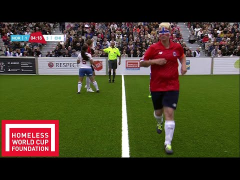 Oslo 2017- Women's Qualifying Stage - Norway v Chile