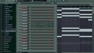 OJ Da Juiceman - Oh No (Remake) using FL Studio 8