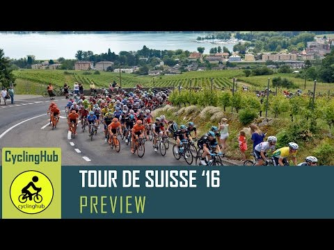 Tour de Suisse Preview FT. David Hunter - 2016