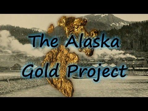 The Alaska Gold Project   Juneau History