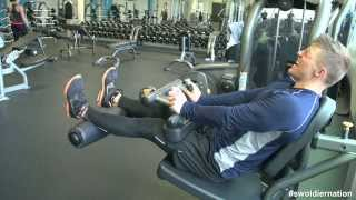 Swoldier Nation - Trainer Edition - Hypertrophy Training : Legs thumbnail