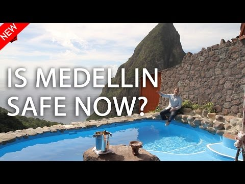 Is Medellin safe now?