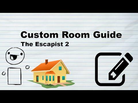 Guide To Custom Rooms, Escapist 2 Editor