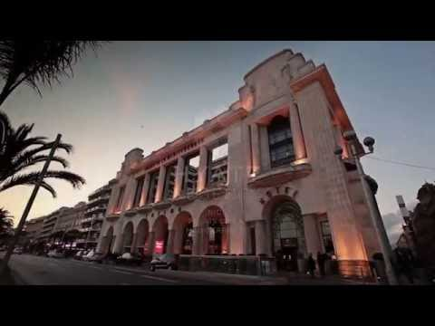 Experience Hyatt Regency Nice Palais de la Méditerranée